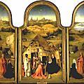 歌德時期--Hieronymus Bosch 波希