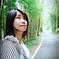 20200711嘉義遊(中)瑞里。瑞太遊客中心、綠色隧道