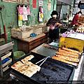 五福市場無名早餐店