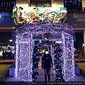 大魯閣草衙道耶誕節慶祝裝飾