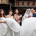 婚攝夏禾葉 | 饅頭爸團隊 | 新北新莊 |  磊與菊 | 婚禮紀錄 | 完整相簿