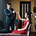 婚攝夏禾葉 | 饅頭爸團隊 |台中兆品 |  富與婷 | 婚禮紀錄 | 完整相簿