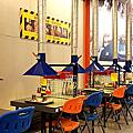 甲保廠汽修主題餐廳
