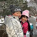 韓國一日遊 滑雪