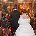 小靖結婚@全家福