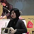 傳播美的訊息-20110219Taipei花博會花藝示範教學