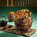 2011花雅集月曆創作