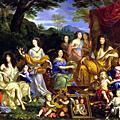 凡爾宮 國王套房