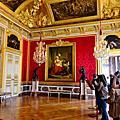 皇后套房 皇后前廳