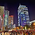 2014台北101跨年煙火秀