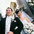 東京教堂結婚儀式 (Wedding Ceremony)
