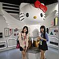 拍照天堂~~Robot Kitty未來樂園