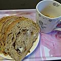 伯爵紅茶核桃麵包