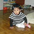 一歲三個月 米淇淋開口說話