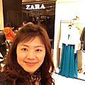 台北101-zara快閃