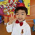 尼克醬4歲生日趴踢101.04.08