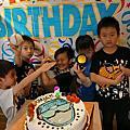 20140410 尼克醬六歲囉!