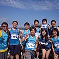 20081123Mizuno馬拉松接力賽