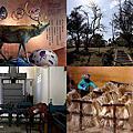 第0655篇[屏東恆春]瓊麻工業歷史展示區(恆春麻場)/草潭梅花鹿環境教育區X影像導覽 Pingtung Kenting National Park Sisal Industry History Exhibition X Taiwan tourist attractions image navigation