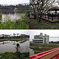 第0656篇[雲林斗六]施瓜寮紫藤湖/紅橋/福興宮(溫府千歲)X影像導覽 Yunlin Wisteria Lake X Taiwan tourist attractions image navigation