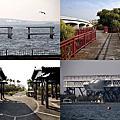 第0684篇[屏東東港]落日灣/五孔橋/漁塭共用取水池X影像導覽 Pingtung Sunset Bay X Taiwan tourist attractions image navigation