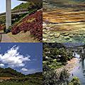 第0687篇[新北坪林]下坑子口溪親水遊憩區/北勢溪自行車道/堤頂步道X影像導覽 New Taipei Beishi River Bike Path X Taiwan tourist attractions image navigation