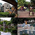 第0816篇[台中北屯]兒童公園/遊戲室/親子共讀室/積善樓(市定古蹟)X影像導覽|Taichung Children Park X Taiwan tourist attractions image navigation