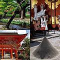 第0844篇[Japan Kyoto]Kamigamo-jinja X Attraction image navigation|日本京都上賀茂神社(賀茂別雷神社)/世界文化遺產/舞殿/陰陽石X景點影像導覽