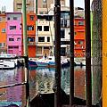第0905篇[基隆中正]彩虹屋/彩色小鎮/彩色漁村倒影/正濱漁港X影像導覽|Keelung Zhongzheng Zhengbin Fishing Port X Taiwan tourist attractions image navigation