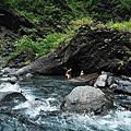 台灣瀑布之美-伊拉二號瀑布