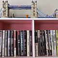 立體環繞書櫃