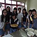 日語課的烹飪教室
