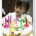 薯妹二週歲生日
