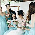 巴峇島海外婚禮新秘_Bride Ava_bridal hair and makeup