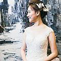 婚禮新秘_Bride Maggie_bridal hair and makeup