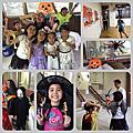 2014.Halloween Party