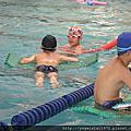 2010~2011暑假學游泳