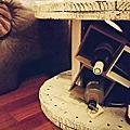 DIY馬賽克桌