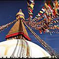 2017和小沙彌在尼泊爾行腳Day.2