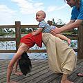 Baby yoga~與Marlowe的親子瑜伽