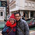 蜜月旅行DAY8,威尼斯-道奇宮-嘆息橋-聖馬可廣場
