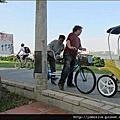 無障礙小旅遊-2011/10/29八里搭渡輪瘋腳踏車