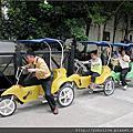 【無障礙小旅遊】20120513八里腳踏車