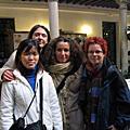 2003西班牙遊學---熟的不熟的朋友