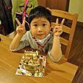 2013-12-22 佳美耶誕party 花莉鼠親子餐廳