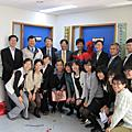 20091203中心揭牌囉!