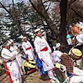 120415 首爾櫻花行DAY5 汝夷島輪中路隨處可見滿滿櫻花蹤跡