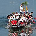 宜蘭景點-二龍龍舟下水繞港20110606
