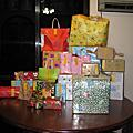 family-2008交換禮物