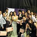 Miyako's perfect wedding